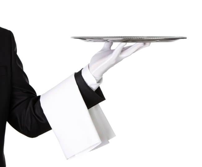 White Glove Services Coming Soon Web Design Development